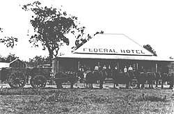 Bakerville Federal Hotel