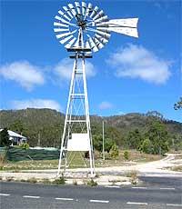Watsonville windmill